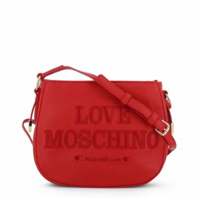 Genti postas Love Moschino JC4291PP08KN Rosu
