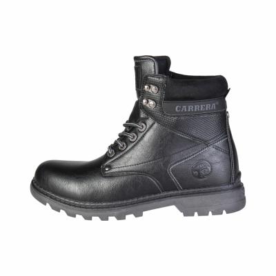 Ghete scurte Carrera Jeans TEXAS_CAM721065 Negru