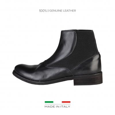 Ghete scurte Made In Italia ENEA_ Negru