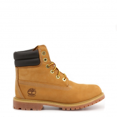 Ghete scurte Timberland 6IN-DBL-COLLAR Maro