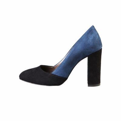 Pantofi cu toc Made In Italia GIADA Negru