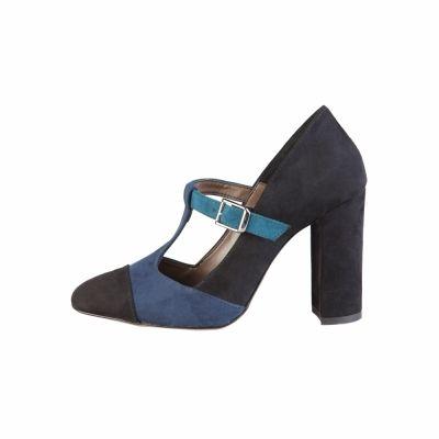 Pantofi cu toc Made In Italia GIORGIA Negru