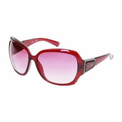 Ochelari de soare Guess GU0217F Rosu
