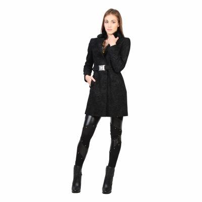Paltoane Versace Jeans C7HMB951 Negru