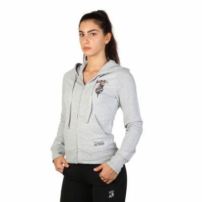 Bluze sport Trussardi 2BF01 Gri