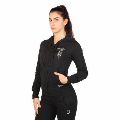 Bluze sport Trussardi 2BF01 Negru