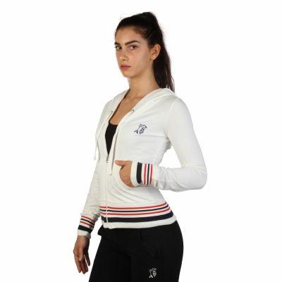 Bluze sport Trussardi 2BF16 Alb