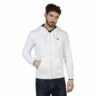Bluze sport U.s. Polo 42275_49333 Alb