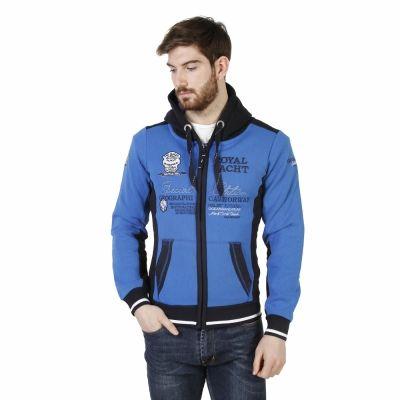 Bluze sport Geographical Norway Gersozon_man Albastru