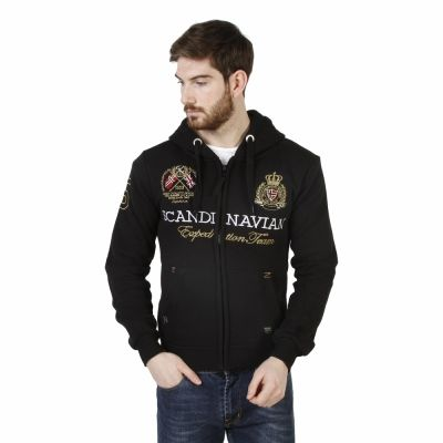 Bluze sport Geographical Norway Gevin_man Negru