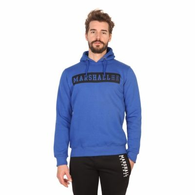 Bluze sport Marshall Original HS_BOX Albastru