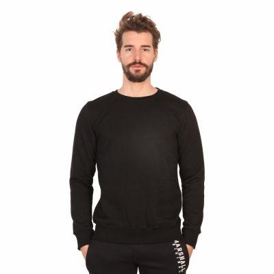 Bluze sport Marshall Original HS_EMBOSSED Negru