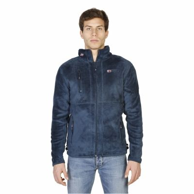 Bluze sport Geographical Norway Upload_man Albastru