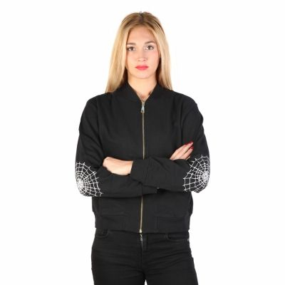 Bluze sport Moschino W_3_269_01_M_0295 Negru
