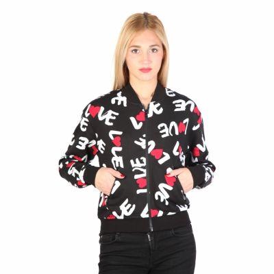 Bluze sport Moschino W_3_281_00_M_3588 Negru