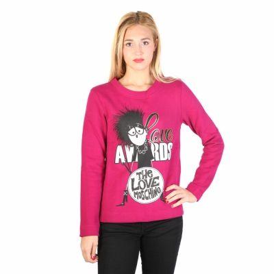 Bluze sport Moschino W_6_251_02_M_3511 Roz