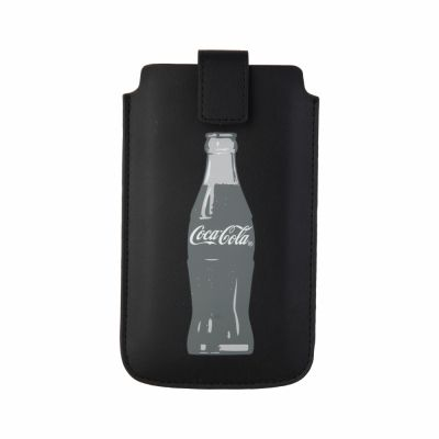 Huse telefon Coca Cola Cover Negru