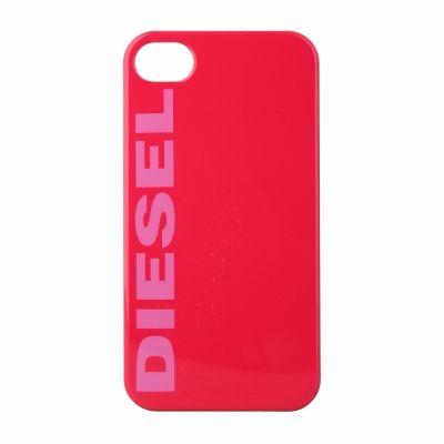 Huse telefon Diesel Cover Rosu