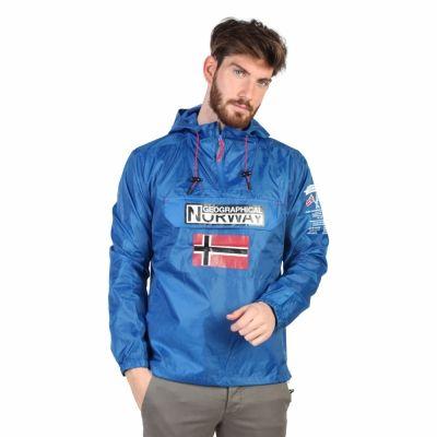 Geci Geographical Norway Butagaz_man Albastru