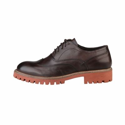 Pantofi siret Made In Italia LUCA Maro