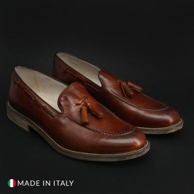 Mocasini Duca Di Morrone 1001_CRUST Maro