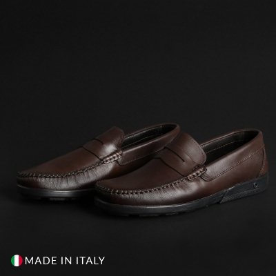 Mocasini Off-box 5667_PELLE Maro