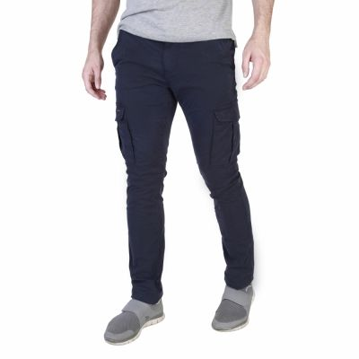 Pantaloni Napapijri N0YFFZ Albastru
