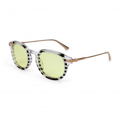 Ochelari de soare Calvin Klein CK18701S Alb