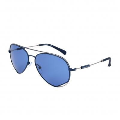 Ochelari de soare Calvin Klein CKJ19100S Albastru