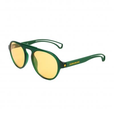 Ochelari de soare Calvin Klein CKJ19502S Verde