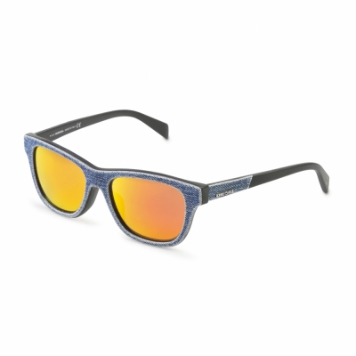Ochelari de soare Diesel DL0111 Albastru