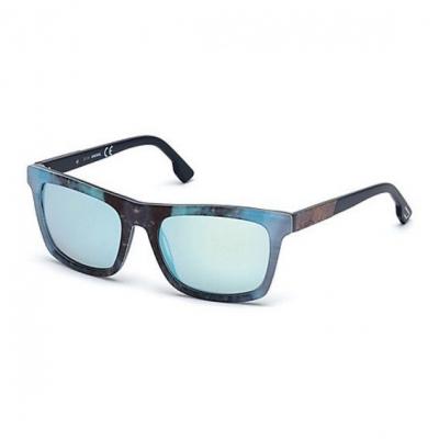 Ochelari de soare Diesel DL0120-F Albastru