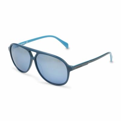 Ochelari de soare Diesel DL0156 Albastru