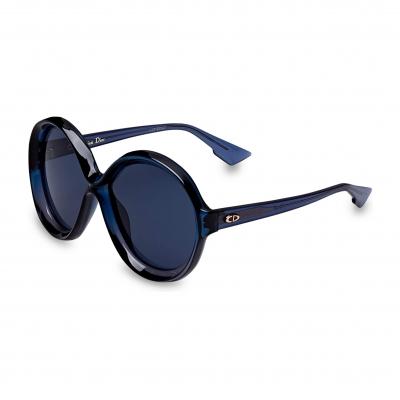 Ochelari de soare Dior DIORBIANCA Albastru