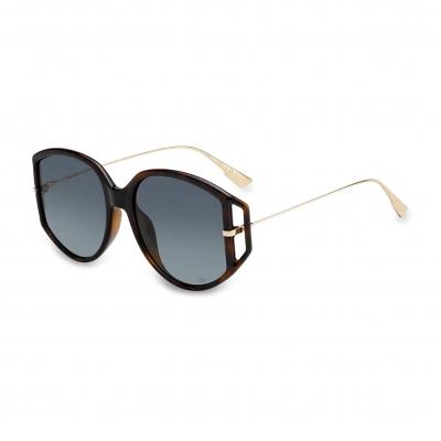Ochelari de soare Dior DIORDIRECTION2 Negru