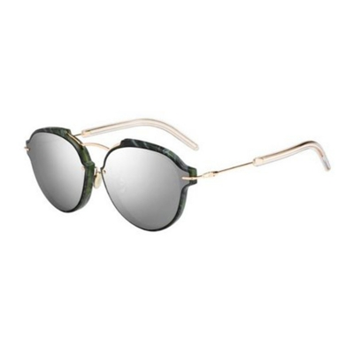 Ochelari de soare Dior DIORECLAT Galben