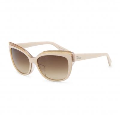 Ochelari de soare Dior DIORGLISTENF Alb