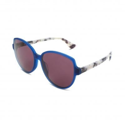 Ochelari de soare Dior DIORONDE2 Albastru