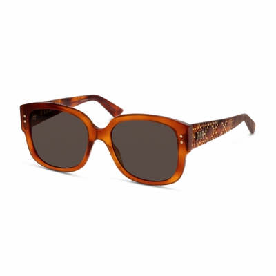 Ochelari de soare Dior LADYDIORSTUDS Maro