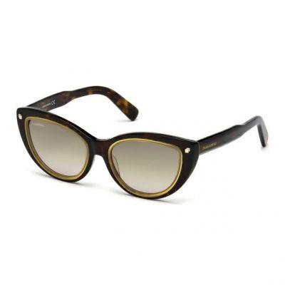 Ochelari de soare Dsquared2 DQ0170 Maro