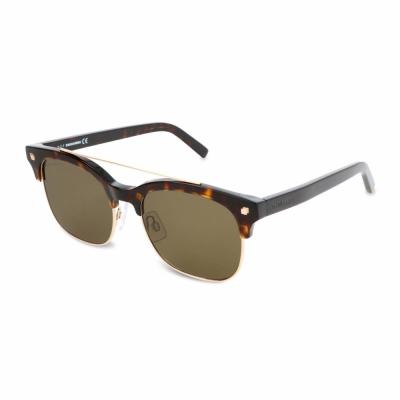 Ochelari de soare Dsquared2 DQ0207 Maro