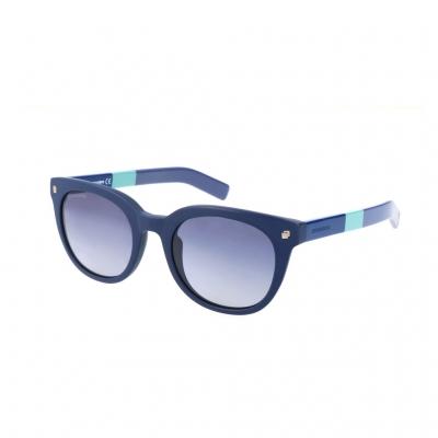 Ochelari de soare Dsquared2 DQ0208 Albastru