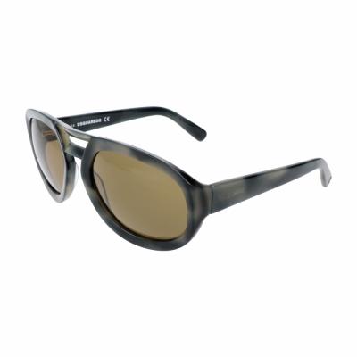 Ochelari de soare Dsquared2 DQ0258 Maro