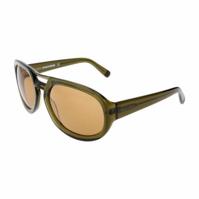 Ochelari de soare Dsquared2 DQ0258 Verde