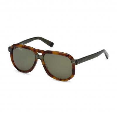 Ochelari de soare Dsquared2 DQ0286 Maro