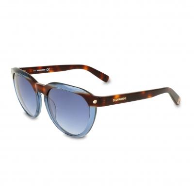 Ochelari de soare Dsquared2 DQ0287 Albastru