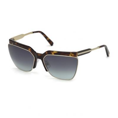 Ochelari de soare Dsquared2 DQ0288 Maro