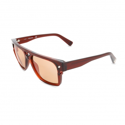 Ochelari de soare Dsquared2 DQ0294 Maro