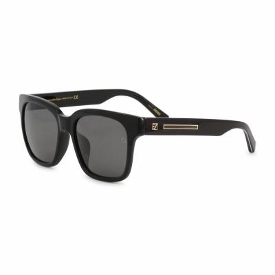 Ochelari de soare Ermenegildo Zegna EZ0018D Negru