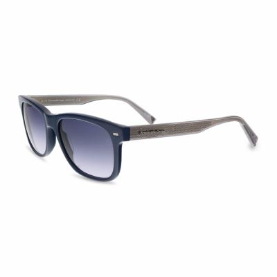 Ochelari de soare Ermenegildo Zegna EZ0028 Albastru